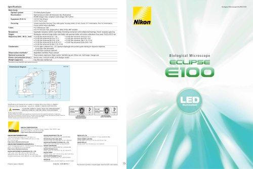 Eclipse E100 LED