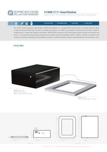 V1000 RFID SmartStation