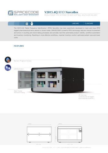 V2015.4Q RFID NarcoBox