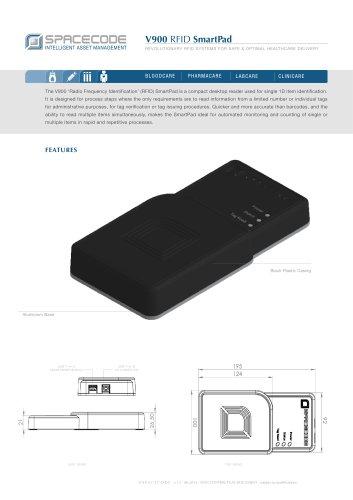V900 RFID SmartPad