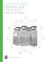CONTAMINATION CONTROL FOR LIFE SCIENCE APPLICATIONS