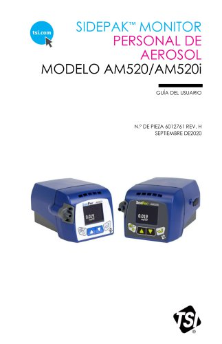 SidePak AM520