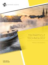 TSI PARTICICLE TECHNOLOGY
