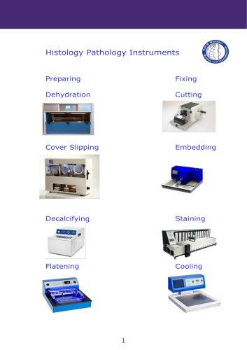 Histology Pathology Instruments