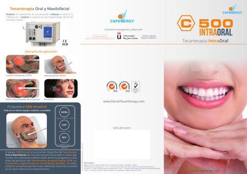Tecarterapia C500-IntraOral Dentista