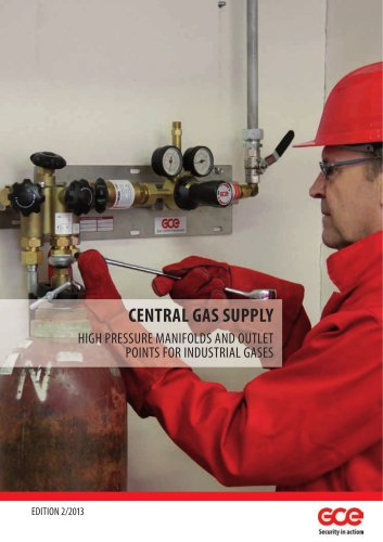 CENTRAL GAS SUPPLY