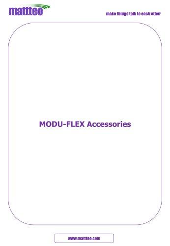 MODU-FLEX Accessories