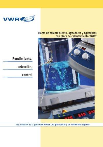 VWR-European-Hotplate-Stirrer-Brochure_ES_110511