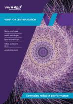 VWR® for Centrifugation