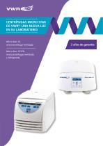 VWR ® MicRoStaR - 1