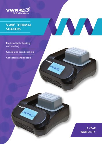 VWR ®Thermal Shakers