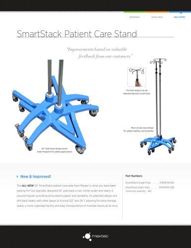 SmartStack Patient Care Stand