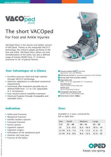 VACOped Short Brochure