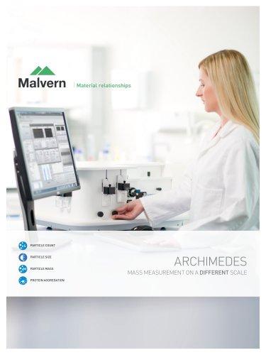 Archimedes - Resonant Mass Measurement