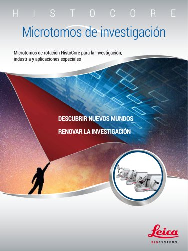 HistoCore Microtomes