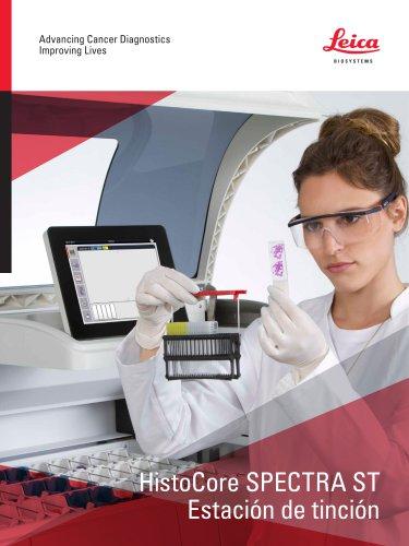 HistoCore SPECTRA ST Estación de tinción
