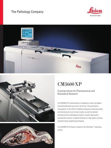Leica CM3600 XP