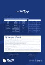 DonJoy A22 Datasheet