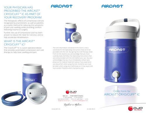 AIRCAST® CRYO/CUFF™ IC
