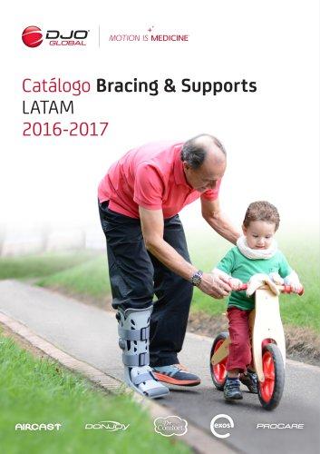 Catalogo Bracing & Supports LATAM 2016-2017