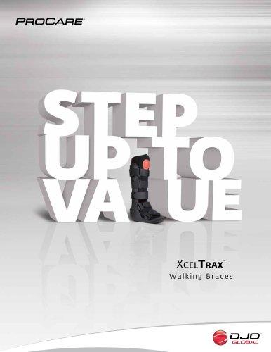 ProCare XcelTrax Walking Boot