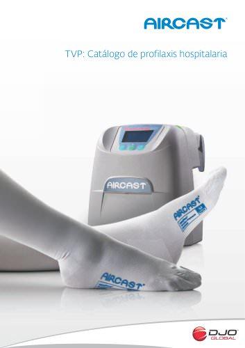 TVP: Catálogo de profilaxis hospitalaria