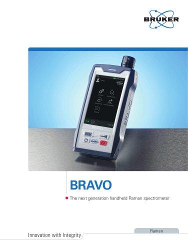 BRAVO - Handheld Raman Spectrometer