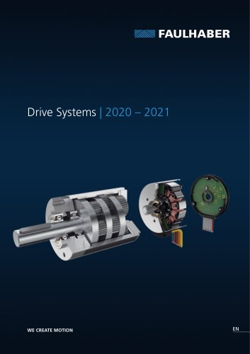 Drive Systems | 2020-2021