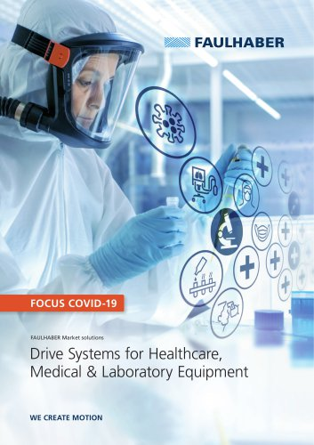 Drive Systems for Healthcare, Medical & Laboratory Equipment