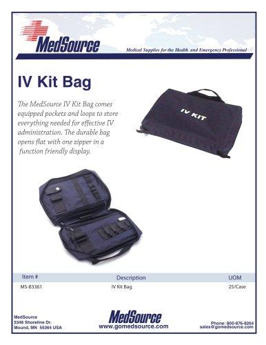 IV Kit Bag