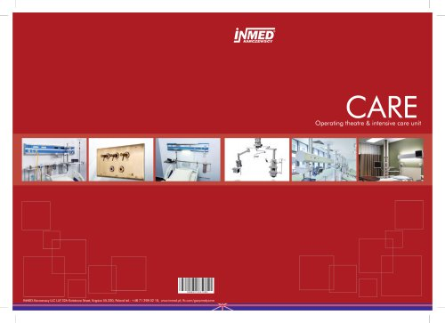 CARE operating theatre and intensive care unit