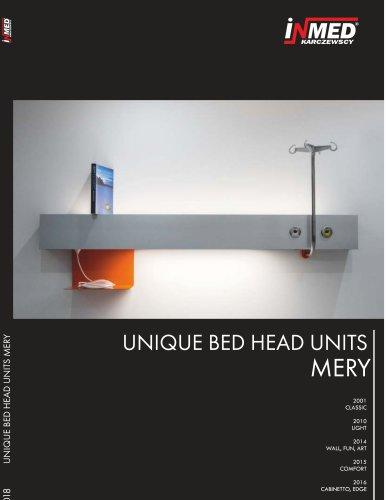 MERY Unique Bed Heads Unit
