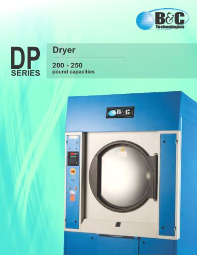 DP Series Industrial Dryer