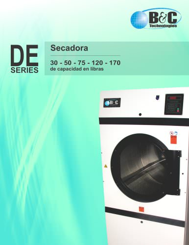 DE Series Commercial Dryer