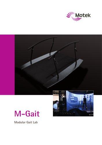 M-Gait Product Brochure