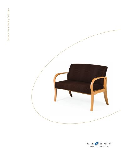 Bariatric Guest Seating Collection