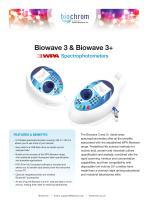 Biowave 3 & Biowave 3+