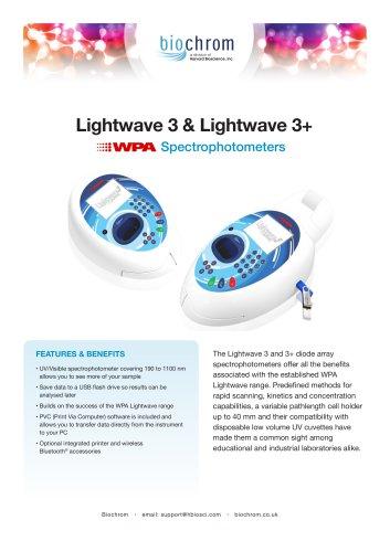 Lightwave 3 & Lightwave 3+